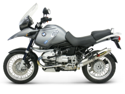 Tłumik Akrapovic BMW R 1150 GS Slip-On EC