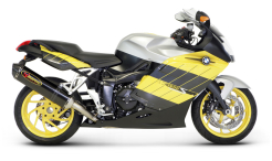 Tłumik Akrapovic BMW K 1200 S RACING & EVOLUTION