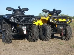 Snorkle do  CAN-AM Outlander 650 / 500